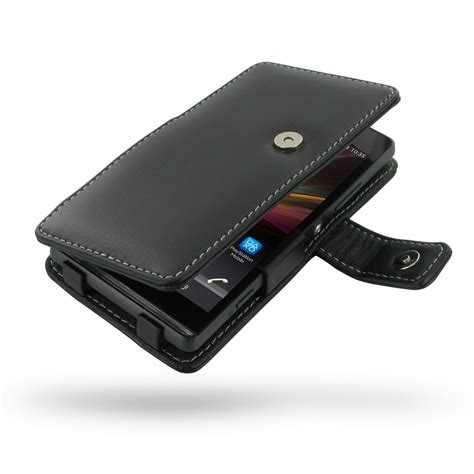 Sony Pouch Xperia M 1 sony xperia sp leather flip cover pdair wallet sleeve pouch holster
