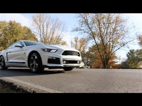 2015 roush mustang quarter mile 2015 mustang roush rs review test drive 0 60 1 8 mile test