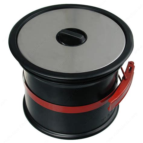 waste bin for counter richelieu hardware