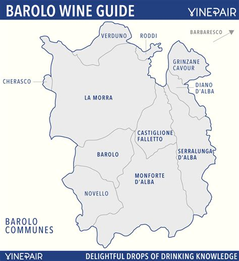 Can You Match The Wine To Its Region Of Origin by The Essential Guide To Buying And Enjoying Barolo Wine