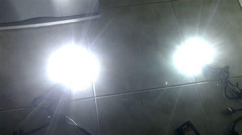 Lu Hid 55 Watt hid comparison side by side 55 watt vs 35 watt