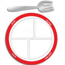 diet plate template best photos of healthy plate template myplate blank