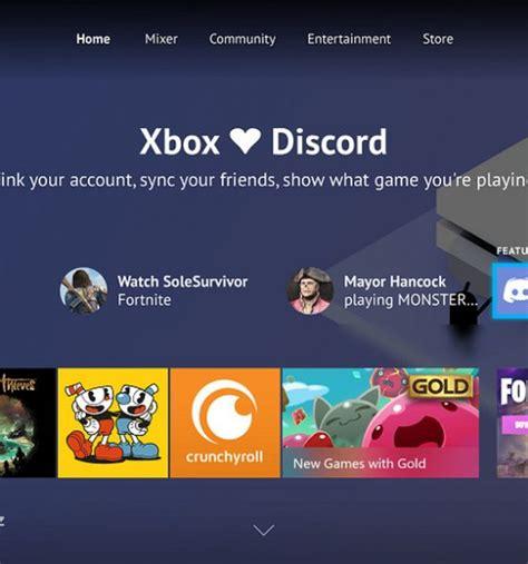 discord xbox app microsoft e discord hanno stretto una collaborazione