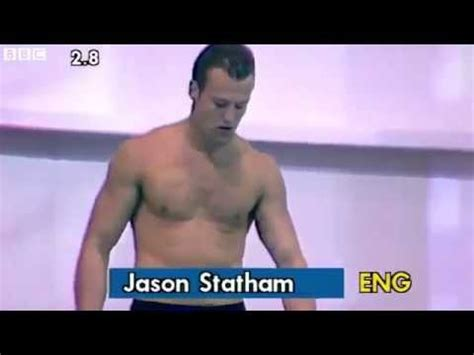 kaos film jason statham video ovako je izgledao jason statham kao sportaš prije