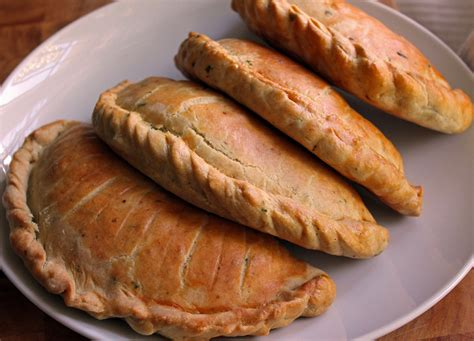 Handmade Cornish Pasties - traditional cornish pasty the large 10oz beef potato