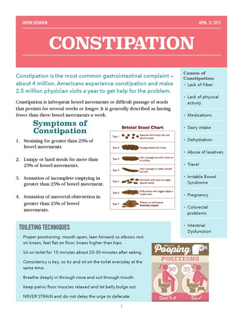 constipation symptoms constipation symptoms causes and common treatments