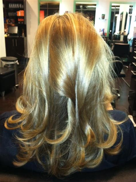cynsanta hair color balayage technique used 1st time client yelp