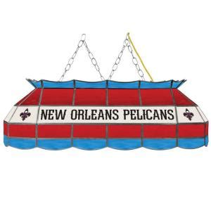 Office Depot Locations New Orleans New Orleans Pelicans Nba 3 Light Stained Glass