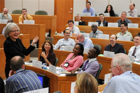 Harvard Executive Mba by Executive Education Health Care Harvard Business School