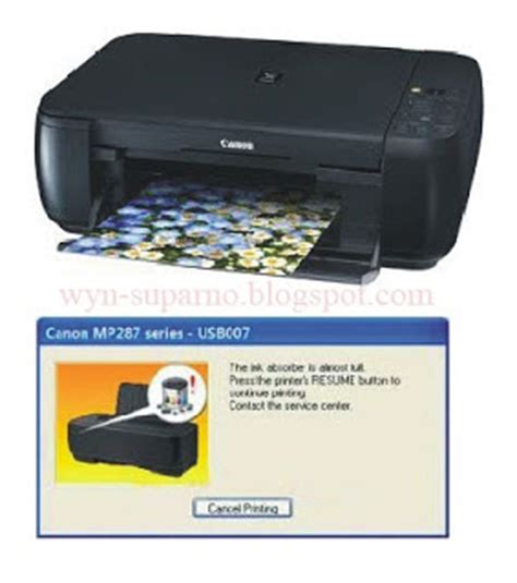 resetter canon mp287 error 06 cara mengatasi error p07 printer canon mp287 software