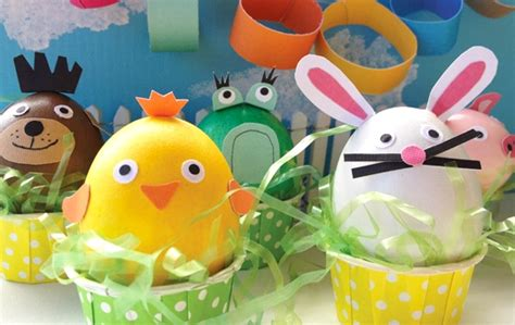easter egg decorating ideas egg decorating for kids www pixshark com images