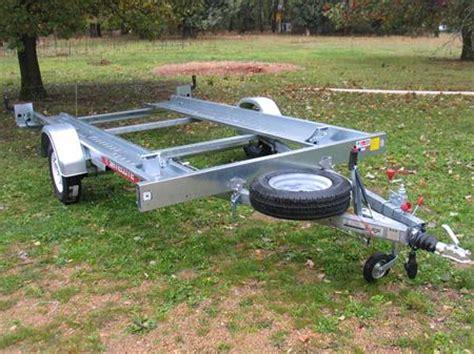 remorque porte voiture neuve ptc 1300kg satellite 224 1590
