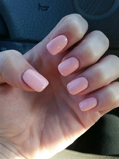 Acryl Nails by New Nails Acrylic With Shellac