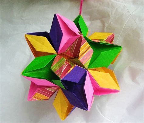 Ornaments Origami - 17 best images about origami on diy ornaments