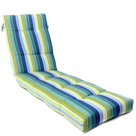 replacement chaise cushions sunbrella sunbrella seville seaside long outdoor replacement chaise