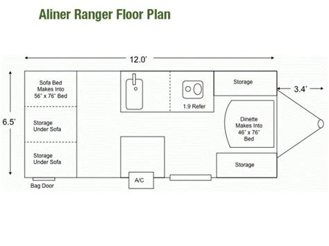 aliner floor plans pin toll free numbers websites and posts on on pinterest