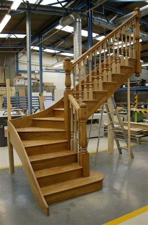 stair cases winder staircases prescott2 jpg bespoke oak staircase
