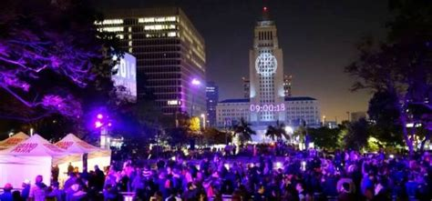 new years in los angeles visit top cities of us on new years 2018