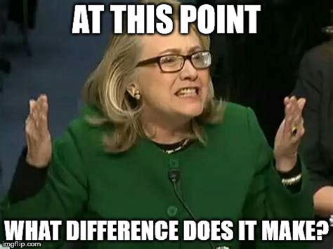 What Difference Does It Make Meme - can we release george soros tax returns now i mean