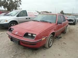 Buick Skyhawk For Sale Used Salvage Buick Skyhawk 2 0l 4 1988 For Sale