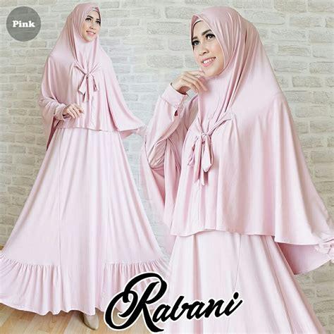 Gamis Wanita Rabbani jual baju muslim gamis anak perempuan model cardigan terbaru bahan jual gamis wanita muslimah