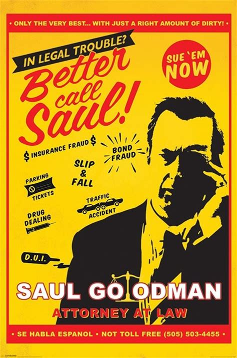 better call saul breaking bad poster quadro breaking bad better call saul attorney at