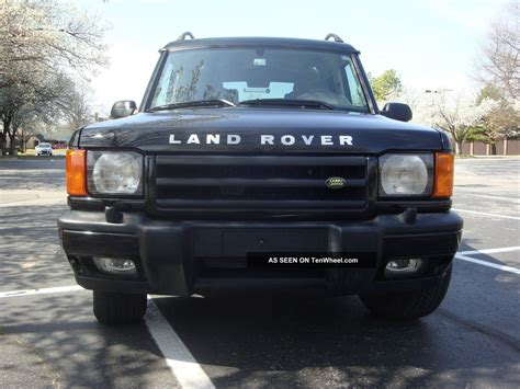 discovery land rover 2000 2000 land rover discovery ii