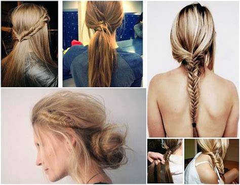hairstyles fishtail how to do it fishtail braid hairstyles ideas inofashionstyle com