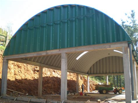 arch steel building homes prefabricated arch steel building for machinery storage