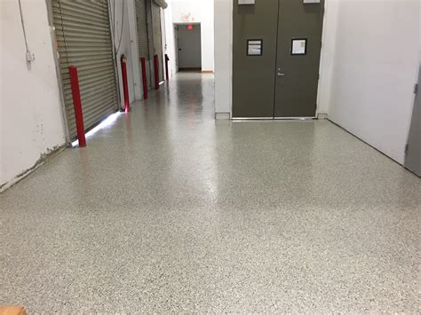 commercial epoxy flooring california custom coatings