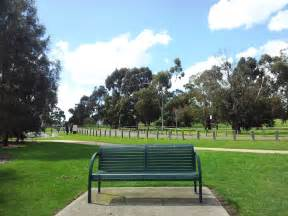 Picnic Tables And Benches Bundoora Park Melbourne