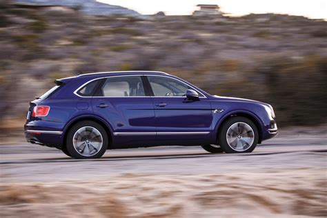 purple bentley 2016 bentley bentayga review gtspirit