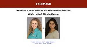 zuckerberg s facemash