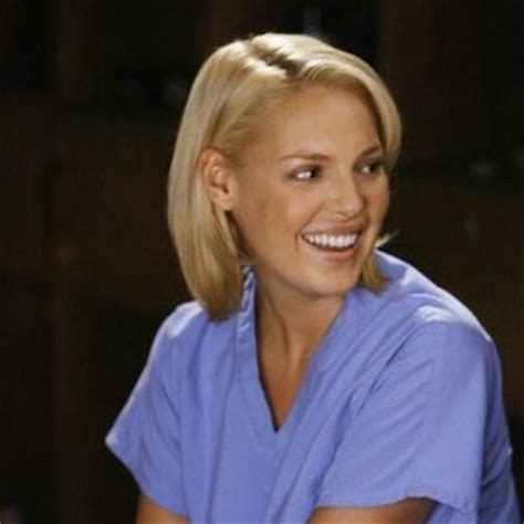 Heigls The Jealous Type by Grey S Anatomy Characters As High School Stereotypes