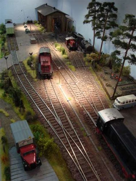 len spur 0 nebenbahn in spur 0 modelleisenbahn modellbau community