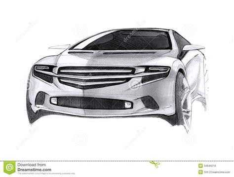 images of modern cars modern concept car drawing stock illustration image of