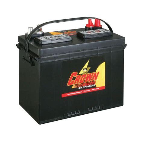 deep cycle boat battery crown 27dc105 12v 105ah marine deep cycle battery battery