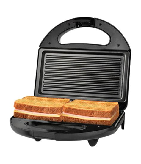 Sandwich Toaster 2 slice grill maker nsg 2438 01 750 sandwich toaster price in india buy 2 slice
