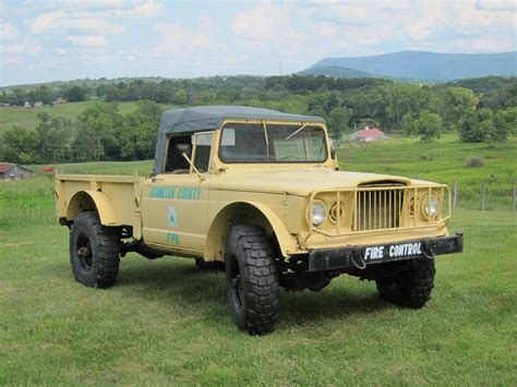 original jeep all original jeep m715 kaiser for sale