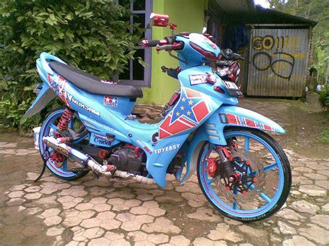 Modifikasi Motor Jupiter Z 2005 by Motor Modifikasi Indonesia Jupiter Z 2004