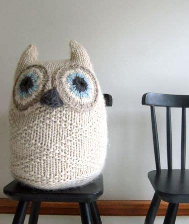 Bee And Vee Big 7 Owl hibou les petites mailles de madame chouette