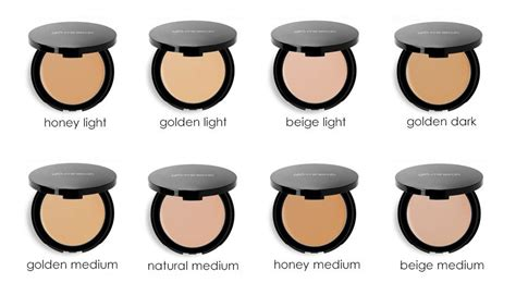 glominerals pressed base honey light glo minerals pressed base sle set skincare by alana