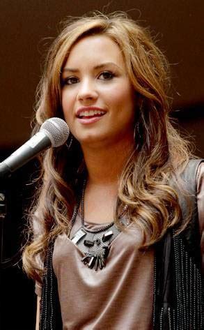 Demi Blasts Pregnancy Rumors by So True So False Is Demi Lovato Gulp E News
