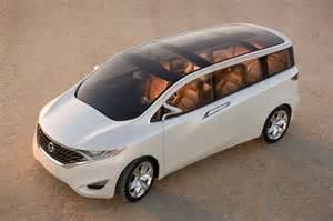 Nissan Forumas Ultieme Gezinsauto Nissan Forum Concept Autonieuws