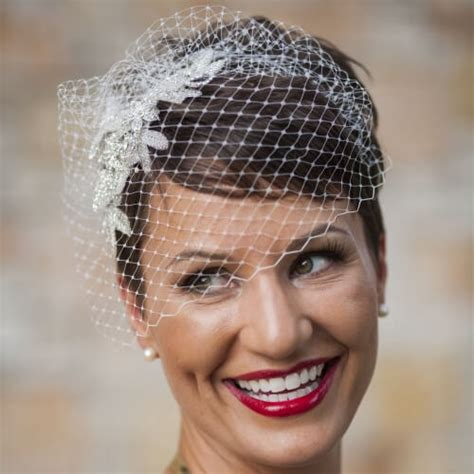 Wedding Hairstyles With Birdcage Veil by 50 Wedding Hairstyles For Hair Hair Motive Hair Motive