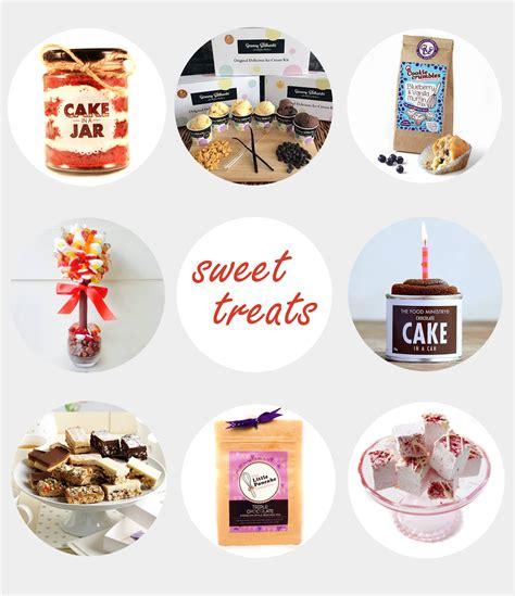 Handmade Treats - say it says handmade favourites sweet treats