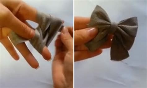 How To Make A Ribbon Bow Out Of Paper - how to make ribbon bows how to