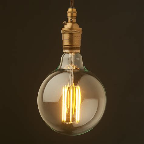 pendant light bulb edison style light bulb e26 brass pendant