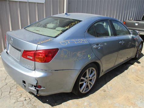 baby lexus 2007 lexus is250 baby blue 2 5l at z16255 rancho lexus