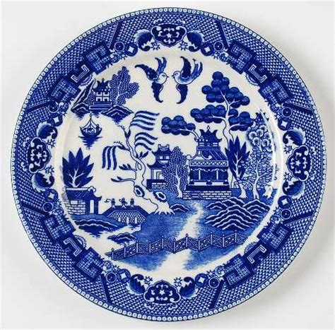 willow pattern ideas flair blue willow at replacements ltd